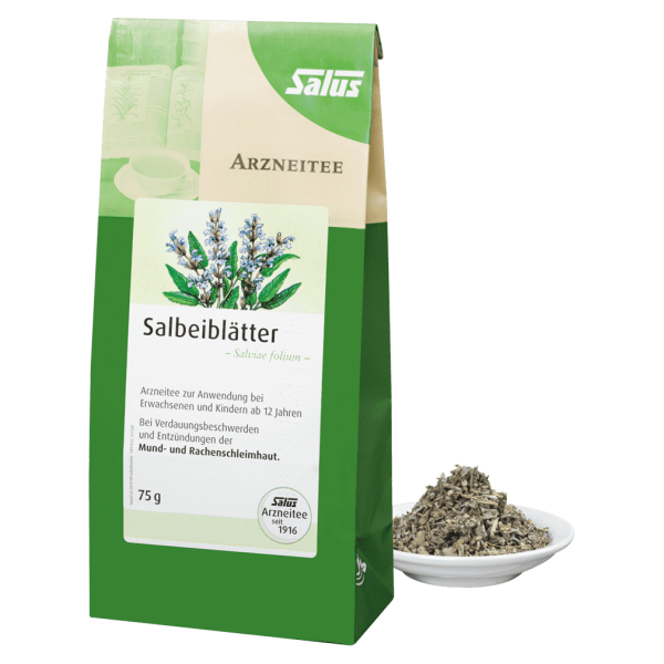 Salus Bio Salbeiblätter Tee