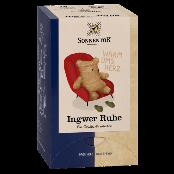 Sonnentor Bio Ingwer Ruhe Tee (Btl.)
