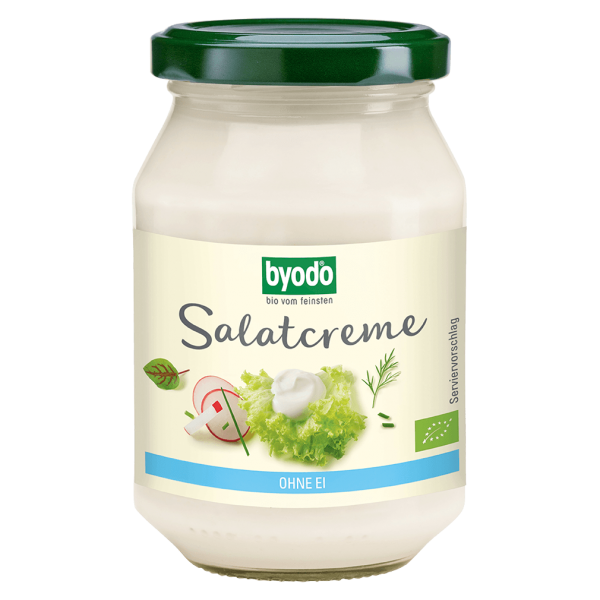 byodo Bio Salatcreme ohne Ei