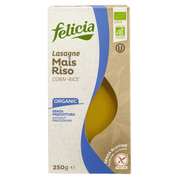 Felicia Bio Mais Reis Lasagne