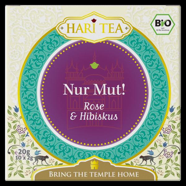 Hari Tea Nur Mut! Bio Gewürztee