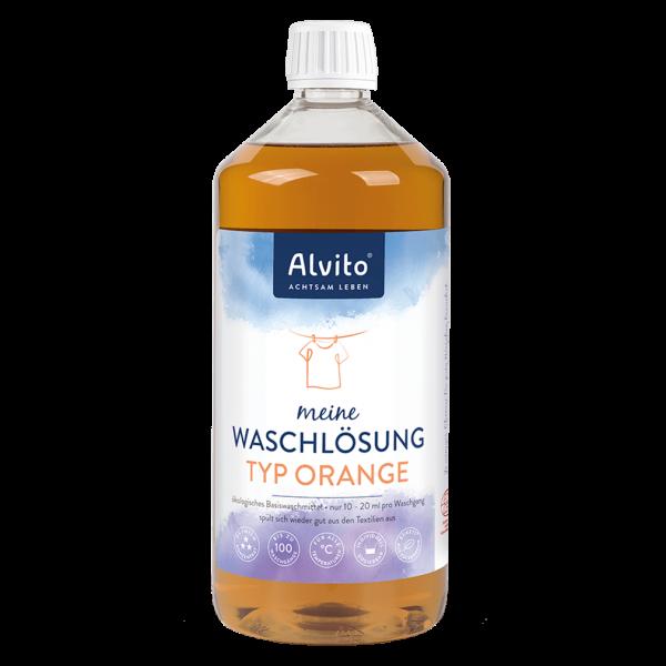 Alvito Waschlösung Typ Orange, 1000ml