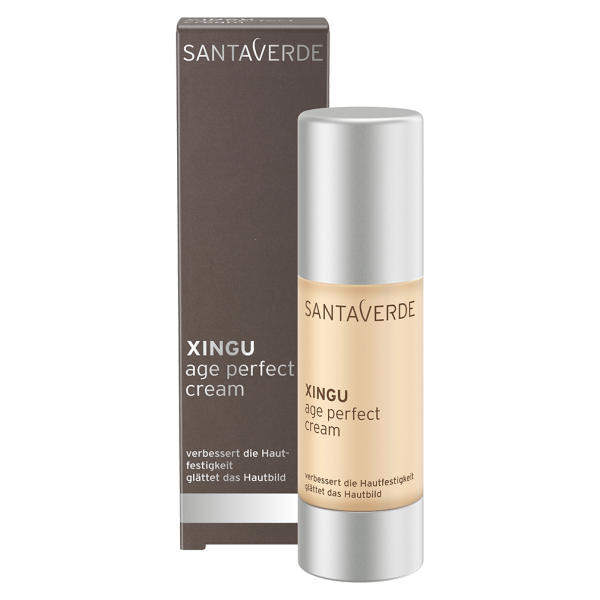 Santaverde Naturkosmetik Xingu Age Perfect Cream, 30ml
