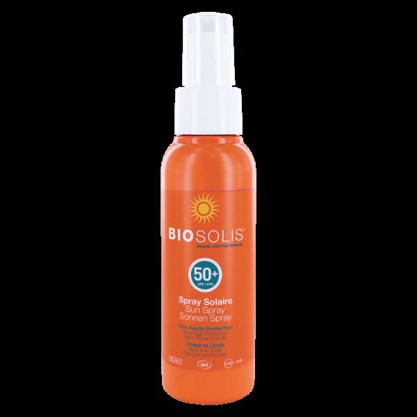 Biosolis Sun Spray SPF 50