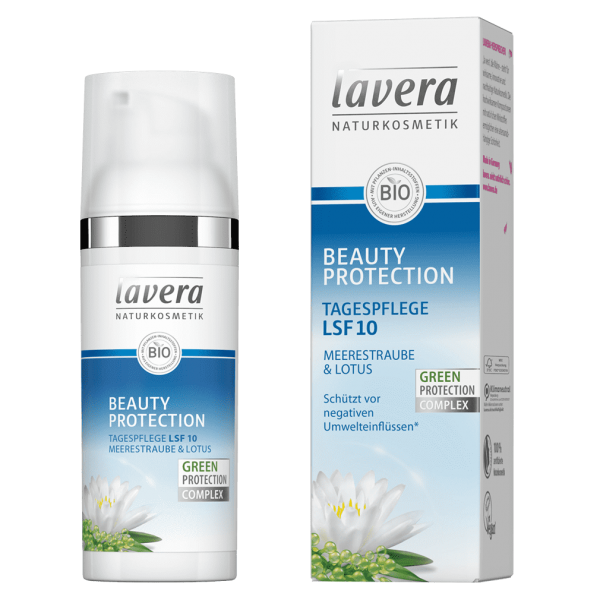Lavera Beauty Protection Tagespflege LSF10