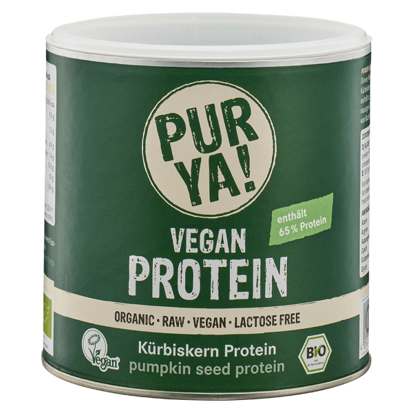 PURYA! Bio Vegan Protein Kürbiskern Protein
