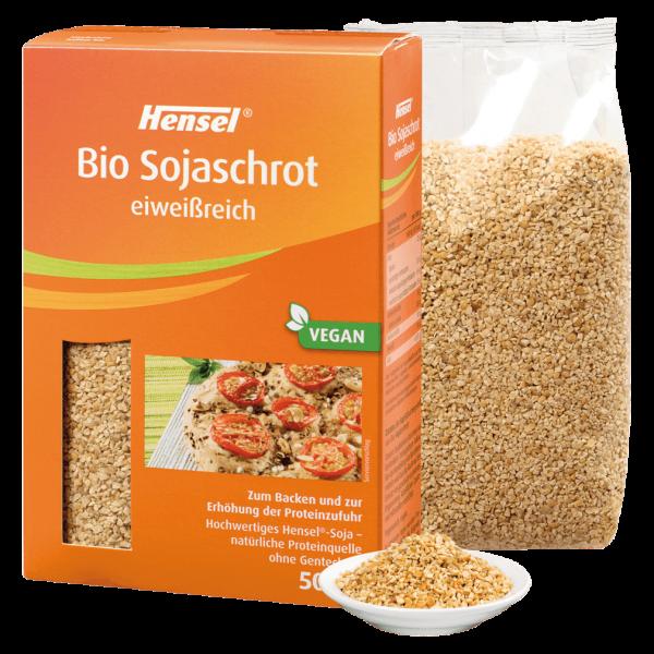 Hensel Bio Sojaschrot