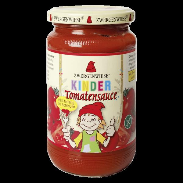 Zwergenwiese Bio Kinder Tomatensauce