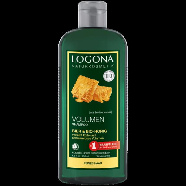 Volumen Shampoo Bier-Honig, 250ml