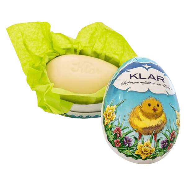 Klar Seifen Klar's Osterei Lemongrass/Küken