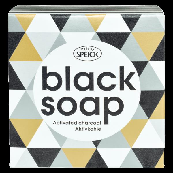 Speick Black Soap Aktivkohle