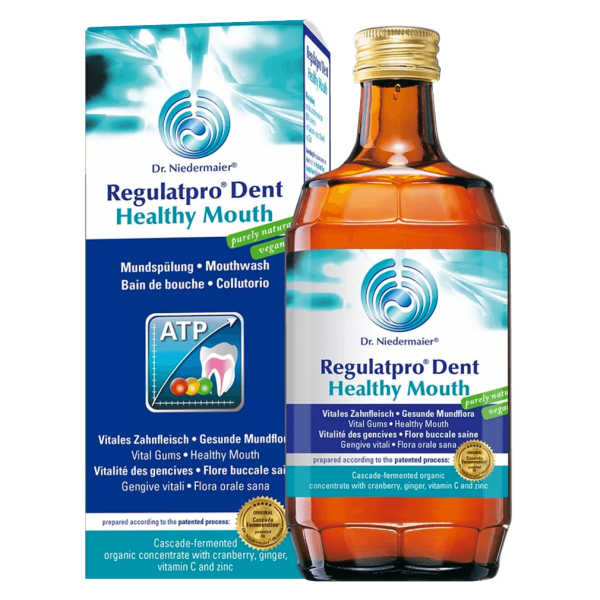 Dr. Niedermaier Regulatpro® Dent Healthy Mouth, 350ml