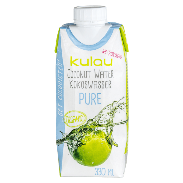 Kulau Bio Kokoswasser Pure