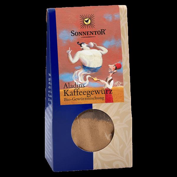 Sonnentor Bio Aladins Kaffeegewürz
