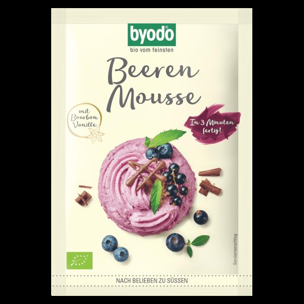 byodo Bio Beeren Mousse