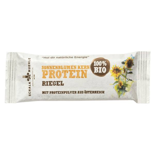 Schalk Mühle Bio Protein Riegel Sonnenblumenkern