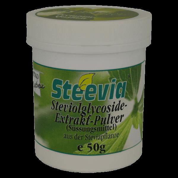Gesund & Leben Steevia Steviosid Extrakt