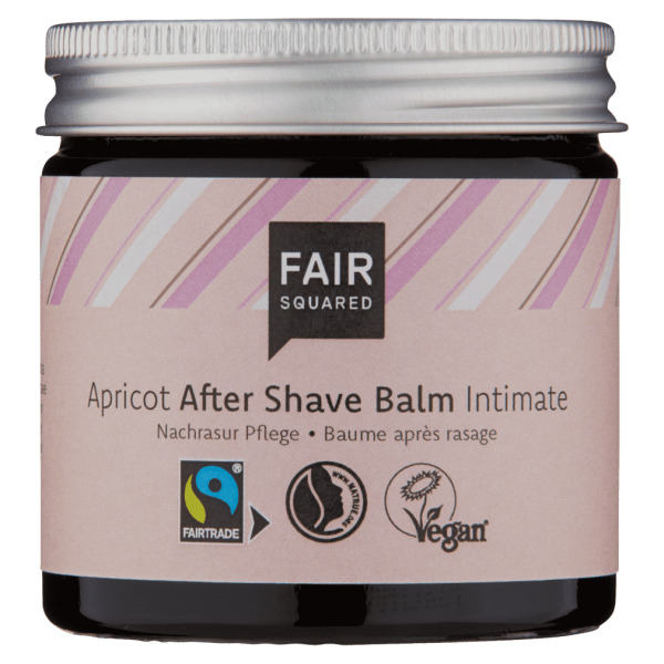 FAIR SQUARED Apricot After Shave Balm