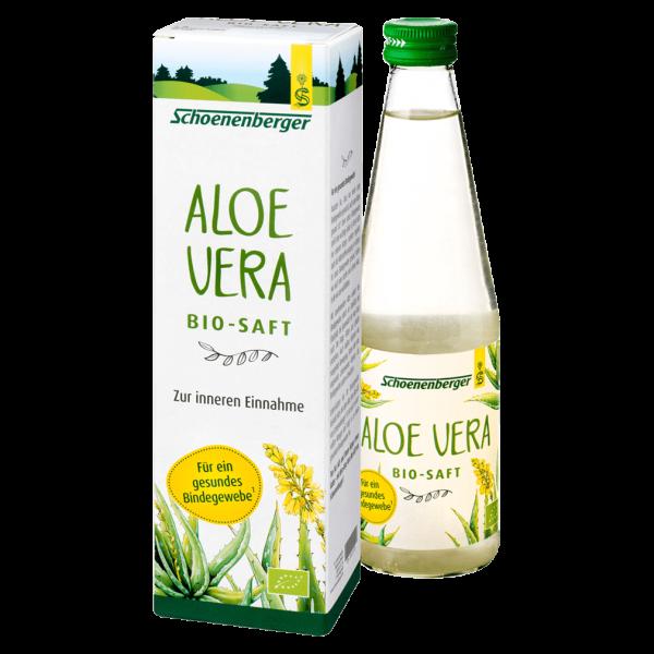 Schoenenberger Bio Aloe Vera Saft