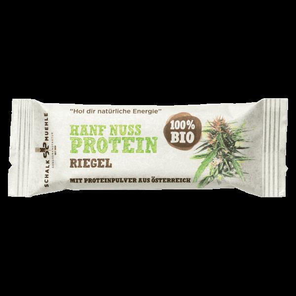 Schalk Mühle Bio Protein Riegel Hanf Nuss