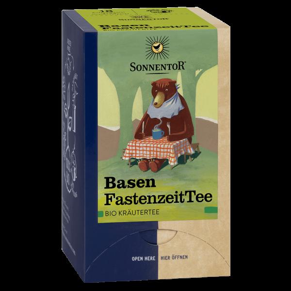 Bio Basen Fastenzeit Tee