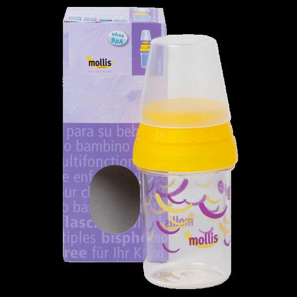 Mollis Mollis Flasche ohne Sauger 125 ml