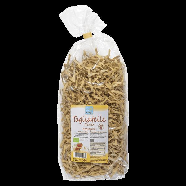 Pural Bio Steinpilz Tagliatelle