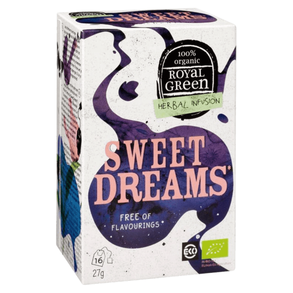 Royal Green Bio Sweet Dreams Kräutertee