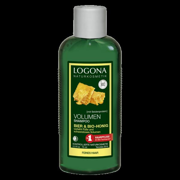 Logona Bio Volumen Shampoo Bier-Honig
