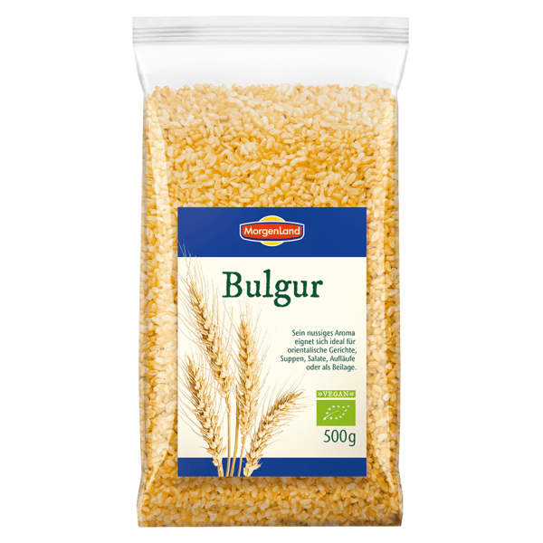 MorgenLand Bio Bulgur
