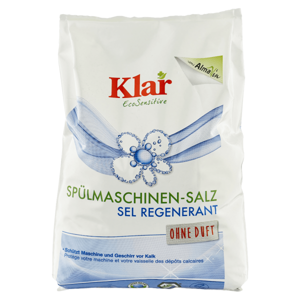Klar Spülmaschinen-Salz