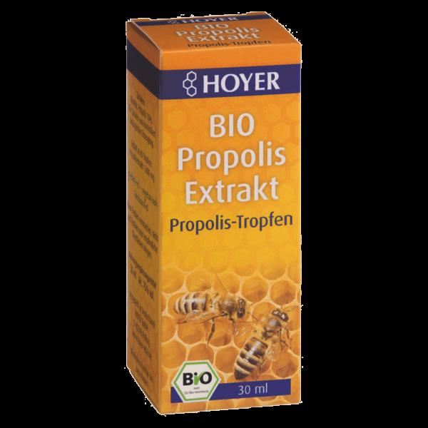 Hoyer Bio Propolis Extrakt Tropfen