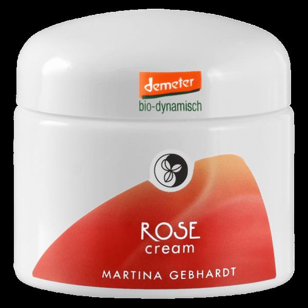 Martina Gebhardt Rose Cream