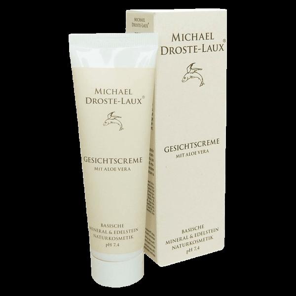 Michael Droste Laux  Basische Gesichtscreme