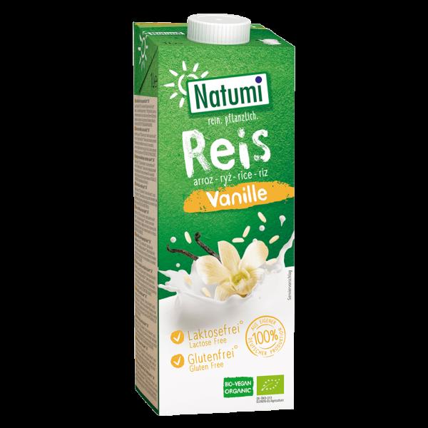 Bio Reis-Drink Vanille