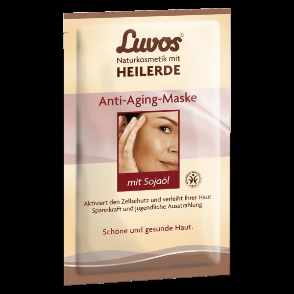 Luvos Creme Maske Anti-Aging, 2x7,5ml