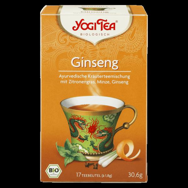 Yogi Tea Bio Ginseng Kräutertee