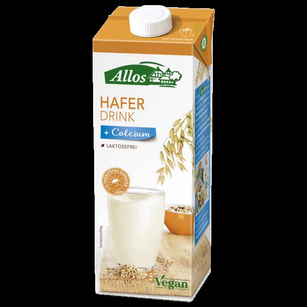 Allos Bio Hafer Calcium Drink, 1l