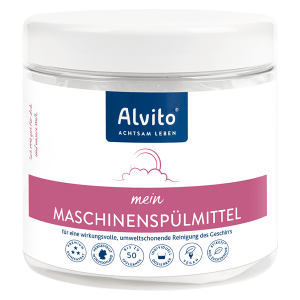 Alvito Maschinenspülmittel, 500g