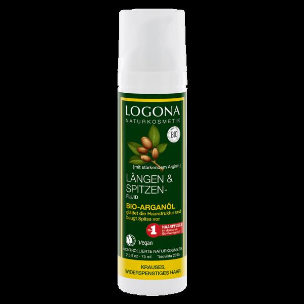 Logona Bio Längen & Spitzenfluid Arganöl