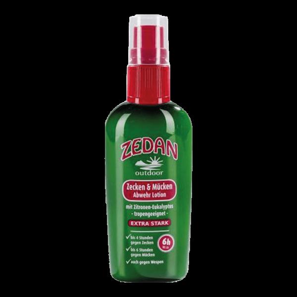 Zedan Zecken & Mücken Abwehrlotion Spray, 100ml