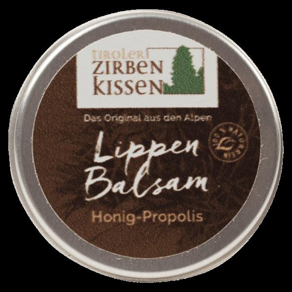 Tiroler Zirbenkissen Lippenbalsam Honig-Propolis