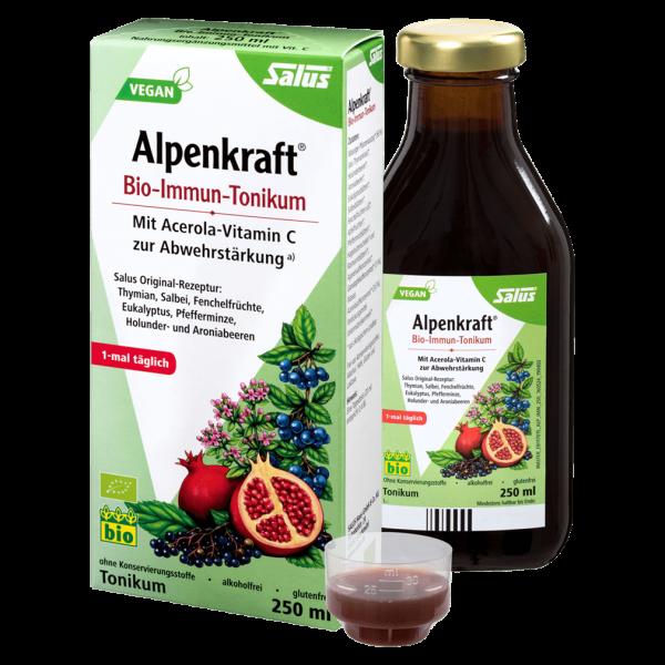 Salus Bio Immun-Tonikum Alpenkraft