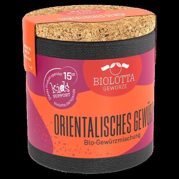 BIOLOTTA Bio Orientalische Gewürzmischung