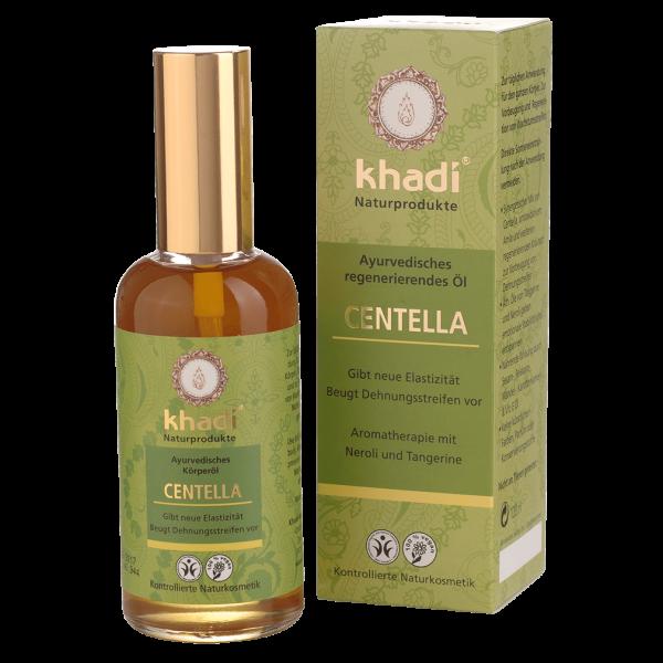 Khadi Centella Gesichts- und Körperöl