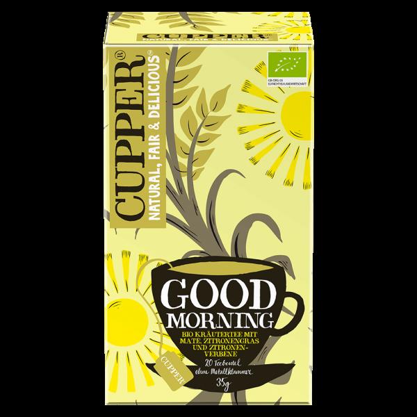 Cupper Bio Good Morning Tee, 35g