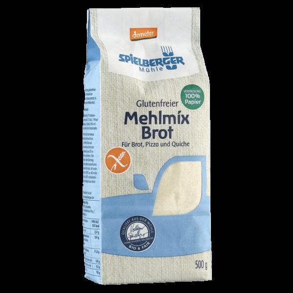 Spielberger Bio Mehlmix Brot