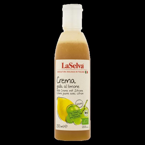 LaSelva Bio Helle Creme mit Zitrone