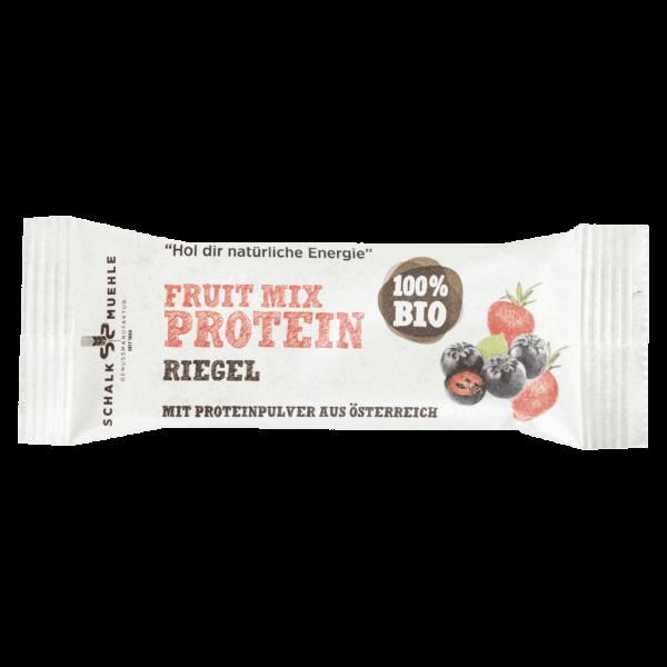 Schalk Mühle Bio Protein Riegel Frucht Mix