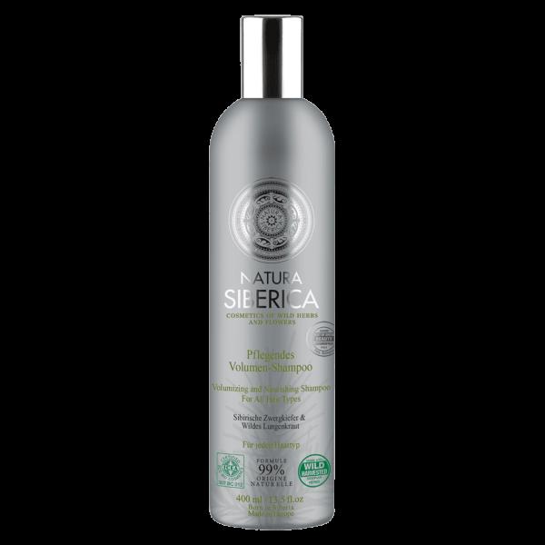 Natura Siberica Pflegendes Volumen Shampoo